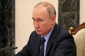 Tổng thống Putin ký sắc lệnh tổ chức bỏ phiếu toàn quốc về sửa đổi Hiến pháp