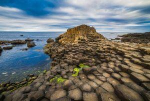 Người khổng lồ kiến tạo 40.000 cột bazan ở Ireland