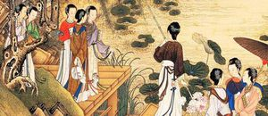 Không ai ngờ rằng triều đình phong kiến Trung Quốc 'làm ăn phát đạt' nhờ kỹ viện