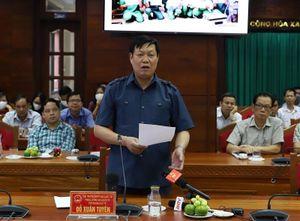 Thứ trưởng Bộ Y tế kiểm tra phòng, chống COVID tại Đắk Lắk