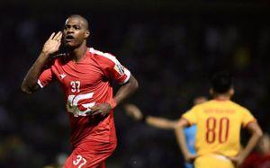 Cầu thủ Brasil chiếm đa số ngoại binh thi đấu cho các CLB