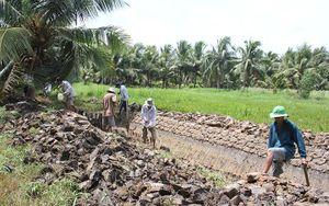 Nestle Việt Nam ủng hộ 1 tỷ đồng chung tay chống hạn nặng và nạn xâm nhập mặn