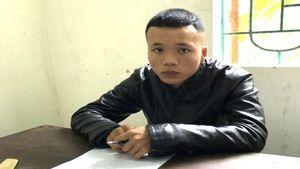 Nghệ An: Nam thanh niên gây ra hàng loạt vụ cướp giật tài sản