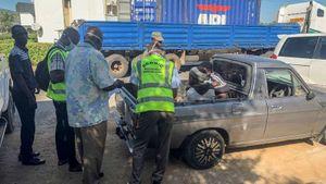 Phát hiện 60 thi thể người di cư trong thùng xe tải ở Mozambique
