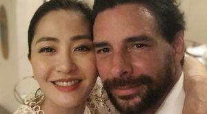 Siêu mẫu Hong Kong tha thứ cho chồng ngoại tình