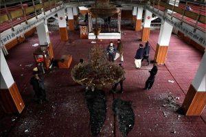 Khủng bố tấn công đền thờ Afghanistan, hàng chục người thiệt mạng