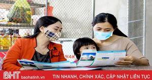 Tăng phụ cấp sau kiện toàn đội ngũ - động lực cho cộng tác viên dân số cơ sở ở Hà Tĩnh