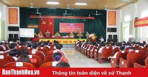 Đại hội đại biểu Đảng bộ xã Quảng Ninh (Quảng Xương)