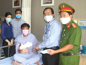 Đồng Nai: 1 bảo vệ dân phố bị trọng thương khi bắt ma túy