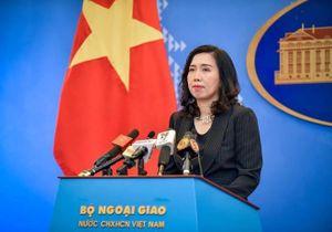 Phản đối Đài Loan diễn tập bắn đạn thật ở quần đảo Trường Sa