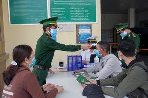 Bám biên giới ngăn chặn hoạt động xuất nhập cảnh trái phép