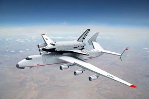 Ukraine bán đứng Nga khi chia sẻ bí mật 'lâu đài bay' An-225 với Mỹ