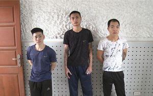 Bắt 3 đối tượng lừa bán phụ nữ sang Trung Quốc