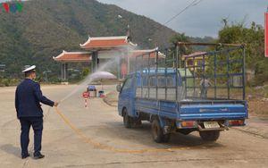 Sơn La tăng cường phòng, chống dịch Covid-19 cho công dân về nước
