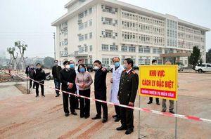 Quảng Ninh thông tin về trường hợp tiếp xúc gần với BN133 nhiễm Covid-19 tại BV Bạch Mai và sức khỏe BN50