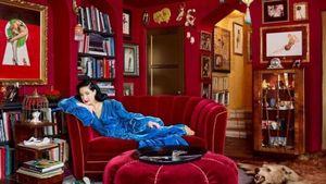 Cận cảnh ngôi nhà độc lạ của vũ công thoát y Dita Von Teese