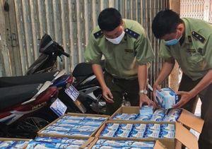 Truy tìm chủ sở hữu hơn 22.000 cái khẩu trang kháng khuẩn