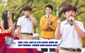 Nam sinh muốn thử sức thi Giọng hát Việt nhí, xem Phương Mỹ Chi là thần tượng để học hỏi