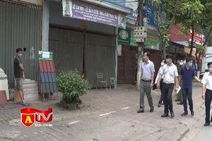Các cơ sở kinh doanh dịch vụ không thiết yếu ở khu vực ngoại thành đồng loạt đóng cửa