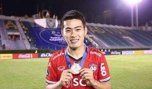 Sự thật tuyển thủ Thái Lan sang V.League thi đấu