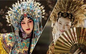 Cùng hóa thân thành Dương Ngọc Hoàn, quý phi Cao thị và ông chủ Thương khiến người nghe ngấn lệ