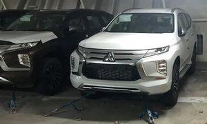 Cận cảnh Mitsubishi Pajero Sport 2020 mới vừa về Việt Nam
