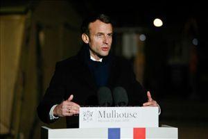 NATO thành lập Hội đồng chuyên gia sau chỉ trích của Tổng thống Pháp