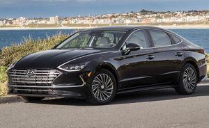 Đánh giá Hyundai Sonata Hybrid 2020 – sedan siêu tiết kiệm nhiên liệu