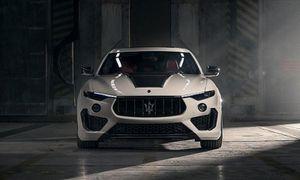 Novitec bất ngờ 'tái' nâng cấp Maserati Levante lên hơn 600 mã lực