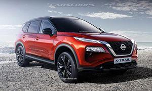 Nissan X-Trail 2021 mới sắp ra mắt có gì hay?