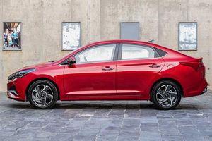 Sedan Hyundai sử dụng động cơ tăng áp, giá gần 500 triệu