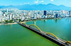 Quy hoạch khu trung tâm Đà Nẵng rộng 1.866ha, gồm quận Hải Châu và một phần Thanh Khê, Cẩm Lệ