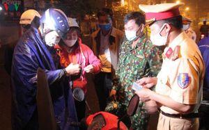 Hải Phòng phạt hơn 200 người vi phạm phòng, chống dịch Covid-19