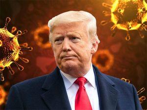 Ông Trump 'khoe' kết quả âm tính lần 2 với SARS-CoV-2