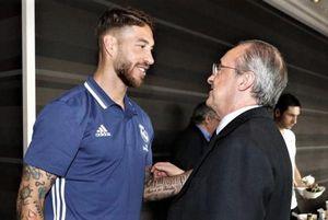 Real Madrid đàm phán để giảm lương cầu thủ