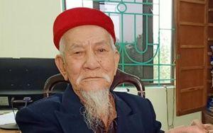 Cụ ông 94 tuổi ủng hộ hai triệu đồng phòng, chống dịch Covid-19