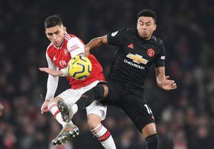 Arsenal 'rước' Lingard về Emirates với giá không tưởng