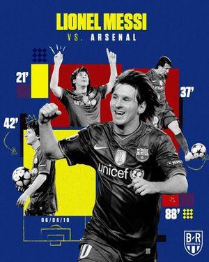 Messi, Ronaldo, Neymar, Ibrahimovic, Auguero, Mbappe, Arshavin : Poker của ai ấn tượng hơn?