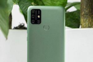 Smartphone 4 camera sau, pin 6.150 mAh, RAM 4 GB, giá hơn 3,5 triệu
