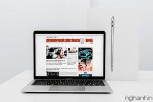 Trên tay Macbook Air 2020 đầu tiên về Việt Nam, giá gần 28 triệu