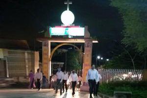 Thứ trưởng Bộ Công an đề nghị xử nghiêm vụ giáo dân Hà Tĩnh tự ý tụ tập cầu nguyện