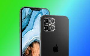 iPhone 12 sẽ có 'tai thỏ' nhỏ hơn?