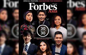 Những startup Việt tiêu biểu nhất vừa được tạp chí Forbes vinh danh