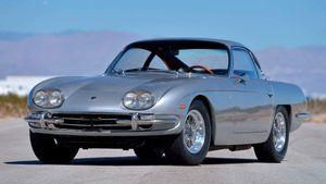 Siêu xe Lamborghini hơn 50 tuổi còn mới nguyên