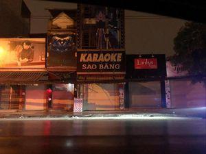Lãnh đạo thị xã nói 'không có chuyện bảo kê' vụ quán karaoke hoạt động bất chấp lệnh cấm