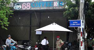 Không đeo khẩu trang khi bán hàng, chủ quán cà phê bị phạt 7,5 triệu đồng