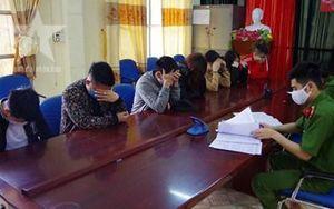 23 đối tượng thác loạn trong karaoke ở Hà Giang và cố đô Huế