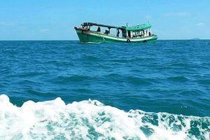 Độc đáo nghề bẫy mực ốc trên vùng biển Tây Nam