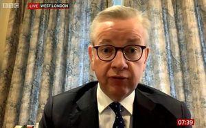 Bộ trưởng Văn phòng Nội các Anh tự cách ly vì người thân mắc Covid-19