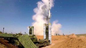 S-300 diệt gọn chục tên lửa hành trình